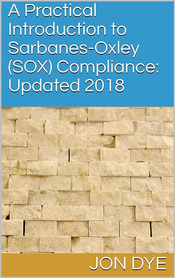 ロンドンインフラ松A Practical Introduction to Sarbanes-Oxley (SOX) Compliance: Updated 2018: Updated 2018 (English Edition)