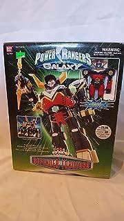Bandai, Power Rangers Lost Galaxy, Deluxe Defender Torozord with Bonus Action Figure