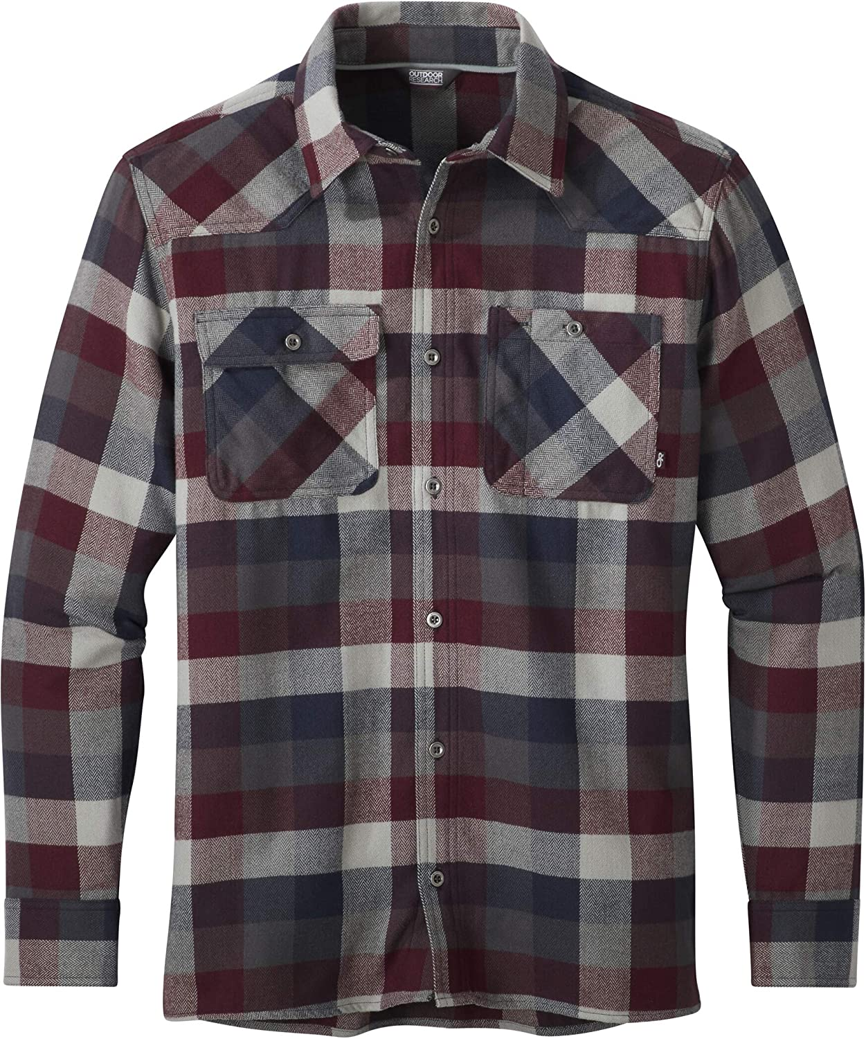 Outdoor Research Or Ranking TOP17 men's shirt Max 45% OFF flannel feedback