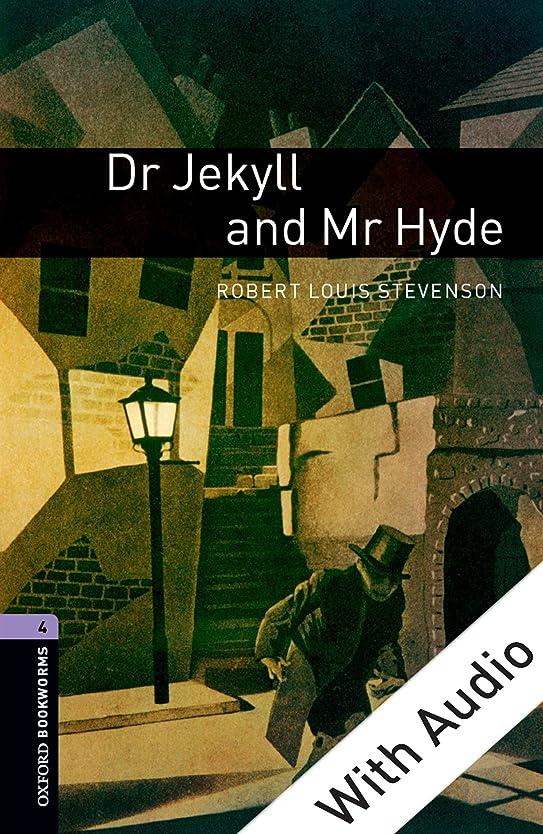 パフ接辞ペンスDr Jekyll and Mr Hyde - With Audio Level 4 Oxford Bookworms Library (English Edition)