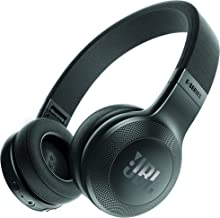 JBL JBLE45BTBLK Harman E45 Bluetooth On-Ear Headphone - Black