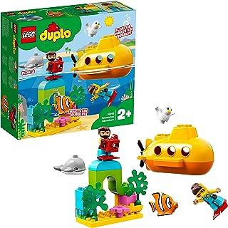 LEGO DUPLO Town - Aventura en Submarino Juguete