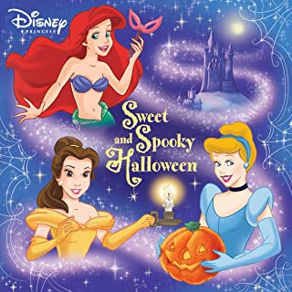 Sweet and Spooky Halloween (Disney Princess) (Pictureback(R))