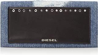 (ディーゼル) DIESEL メンズ 長財布 AMUSEDENIM 24 A DAY - wallet X05340PS315