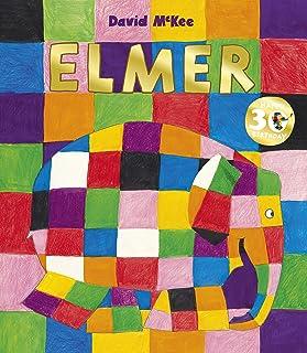 Elmer [平装] 大卫·麦基著(David McKee) [平装] 大卫·麦基著(David McKee)