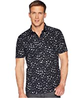 Short Sleeve Shirt with Chest Pockets W535U1B
