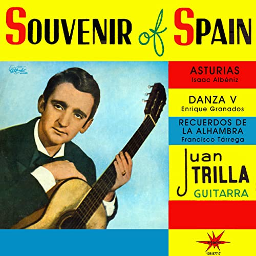 Souvenir of Spain de Juan Trilla en Amazon Music - Amazon.es