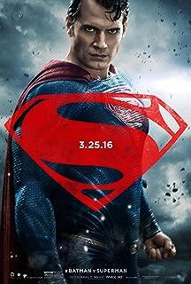 Batman Vs. Superman: Dawn of Justice - Movie Poster: (12 x 18