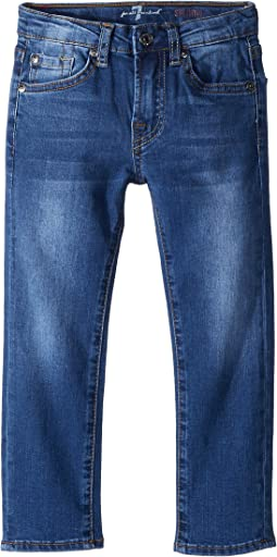 7 For All Mankind Kids Slimmy Jeans in Bristol (Toddler)