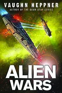 Alien Wars (A Fenris Novel Book 3)