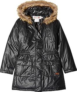 74f868f60 boboli Technical Fabric Parka For Girl Abrigo para Niñas