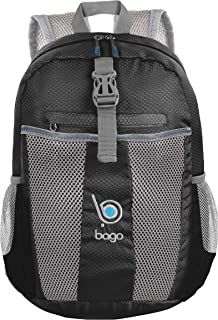 Bago 25L Packable Lightweight Backpack - Travel and Hiking Foldable Daypack