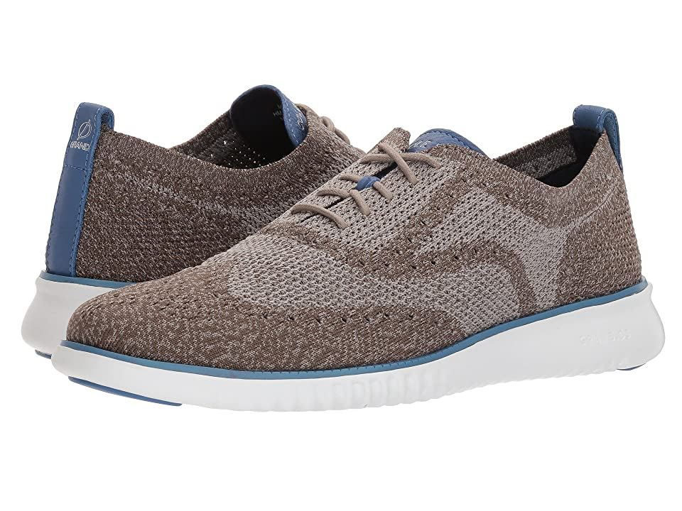 Cole Haan 2.Zerogrand Stitchlite Oxford (Morel/Rock Ridge/Riverside/Optic White) Men