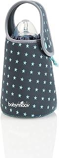 Babymoov Estrellas A002102 - Calienta biberón autónomo, color azul oscuro