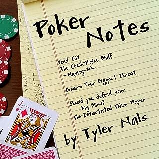 Poker Notes