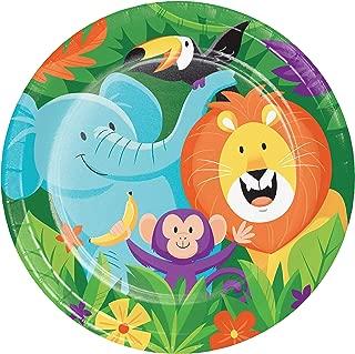 Jungle Safari Paper Plates, 24 ct