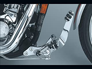 Kuryakyn 9064 Motorcycle Foot Controls: Extended Forward Control Kit for 1991-2017 Harley-Davidson Dyna Motorcycles, Chrome