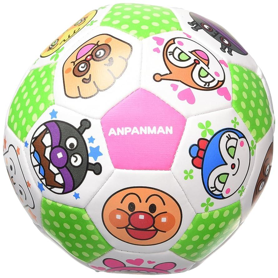愛する側面石油アンパンマン NEWカラフルサッカーボール