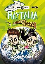 Maytalia y el planeta Tierra (4You2)