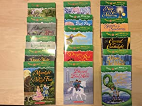 Magic Tree House Merlin Missions Collections 17 Books Set (Books29-45)