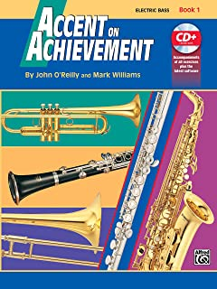 Accent on Achievement, Book 1 (Electric Bass)