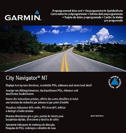 Garmin City Navigator Europe NT - UK/Ireland (010-10691-00)