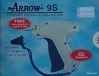 2 Arrow Standard 9S Tag Guns + 7 Extra Needle +5000 ( Size 50mm ) ( 2