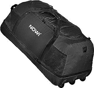 bc809ce7b0 Nowi XXL Sac de voyage avec 3 Rollen Volumen 100-135 L 81 cm noir