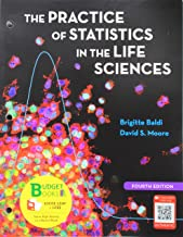 Loose-leaf Version for Practice of Statistics in the Life Sciences