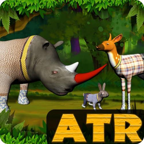 Animal Transformer Run 3D