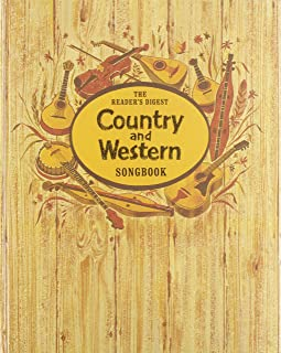 Readers Digest Country and Western Songbook