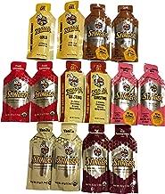 Honey Stinger Energy Gel Variety Pack - 7 Flavors, 14 Items Total