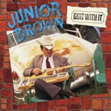 junior brown vinyl