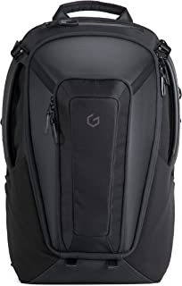 System G Carry Plus Laptop Backpack Black 17 Inch Everyday Carry for Travel, School, Business & Gaming
