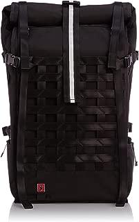 Pro Barrage Waterproof Roll-Top Satchel Backpack Black Black