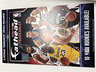 SP Images Inc. 2018-19 NBA Basketball Fathead Tradables Decals Pack of 5