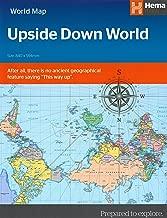 Hema Maps: Upside Down World (in Envelope)