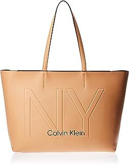 Calvin Klein Must PSP Med Shopper NY Bag, 39 cm, K60K606181