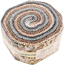 Lynette Anderson One Stitch at a Time Origami Square 42 10-inch Squares Layer Cake Lecien