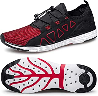 Men's Water Shoes - Quick Drying Outdoor Lightweight Sports Aqua Shoes