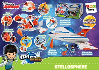 IMC Toys Miles From Tomorrowland Stellosphere Playset - 3 Years & Above