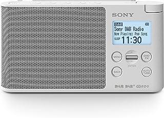 Sony XDR-S41D digitale radio (DAB+, FM, RDS, wekker)