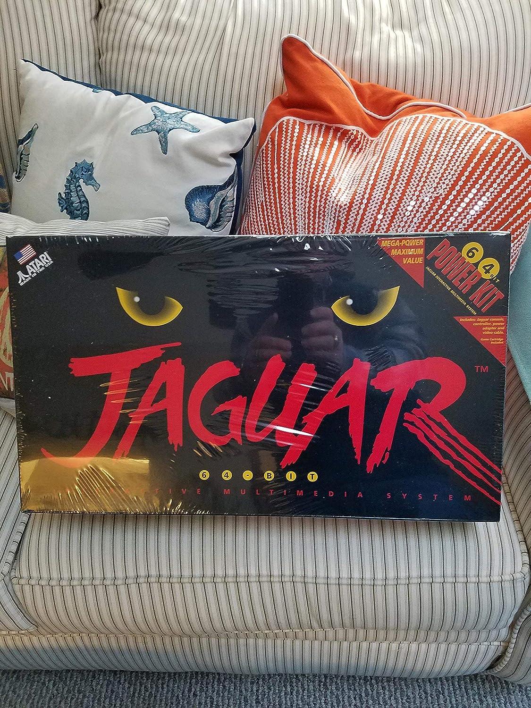 Special Campaign Industry No. 1 Atari Jaguar System Renewed