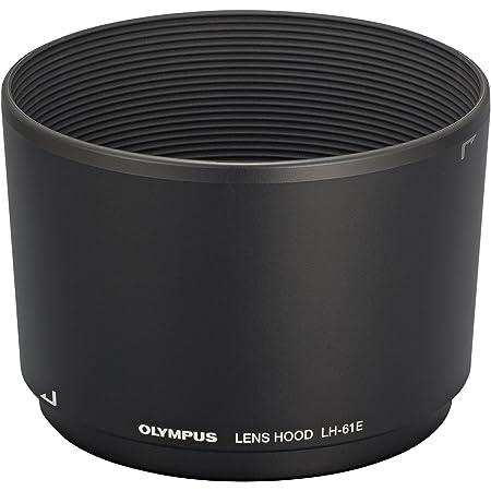 Olympus Lh 49 Gegenlichtblende Schwarz Kamera