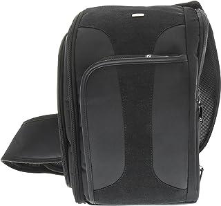 T´nB Mochila cruzada para cámara de fotos réflex - con compartimentos interiores ajustables. Impermeable y con gancho antirrobo