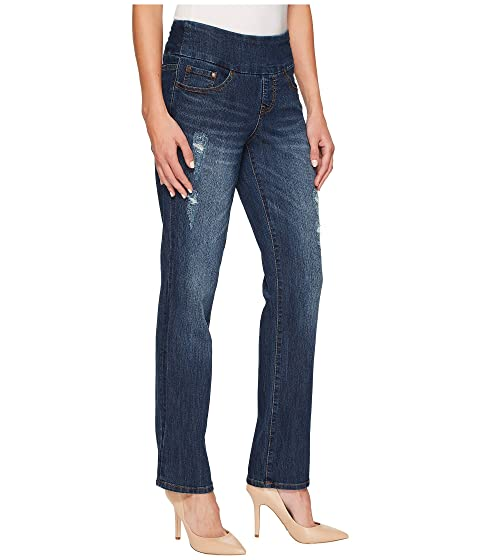 On in Jeans Jag Jeans Peri Flatiron Pull Straight IxZxwgqUP