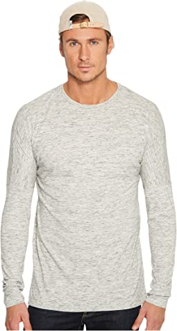 Publish - Index Drop Shoulder Long Sleeve Tee