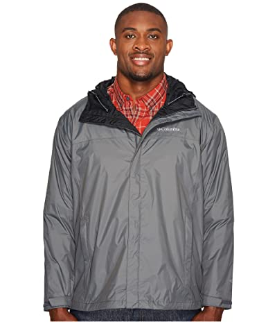 Columbia Big Tall Watertighttm II Jacket (Graphite) Men