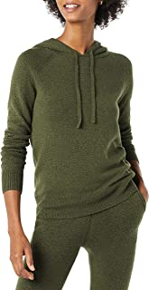 Amazon Essentials Women's Soft Touch Hooded Pullover Sweater