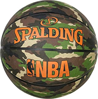 SPALDING(スポルディング) バスケットボール ボール デザイン 7号 ラバー